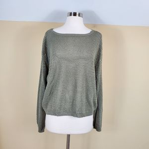 RDI Open Stich Pull-on Sweater